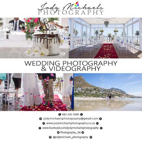 wedding Photography & Videography Cape Town - image 1