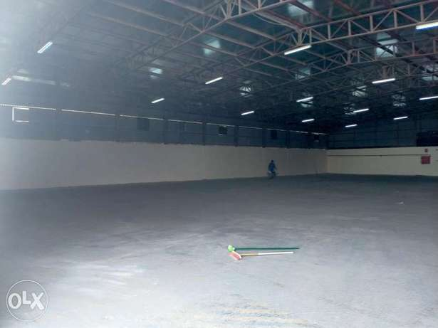 3300 mtr store in industrial area