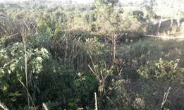 1&1/2 acre for sale in nyeri