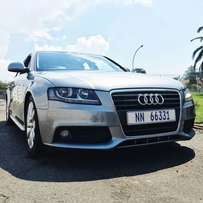 Audi A4 1.8T 2008 multitronic one owner
