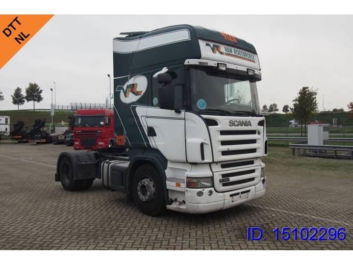 Scania R380 Topline - 2004
