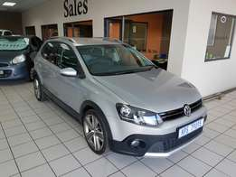 2012 Volkswagen Polo Cross 1.6 TDI