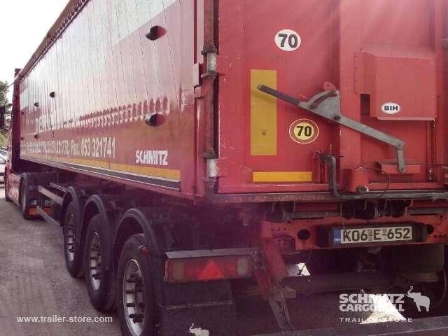 Schmitz Cargobull Kipper Stahlkastenmulde 54m³ - 2010