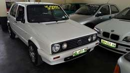 Vw citi golf 1.4i.fuel injection