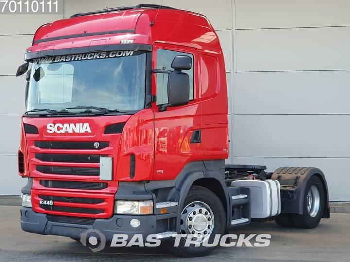 Scania R440 4X2 Retarder Hydraulik Euro 6 - 2013