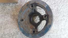 Ford 3.0 V6 Crank pulley R350.