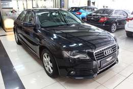 2010 Audi A4 1.8t Attraction for R145 995