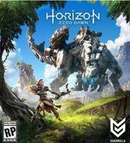 Ps4 game horizon zero dawn for sale or trade