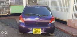 Toyota vitz 2008 model