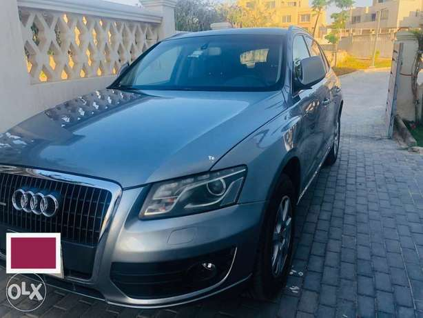 Q5 Audi In Great Condition only goes to Audi Service Center