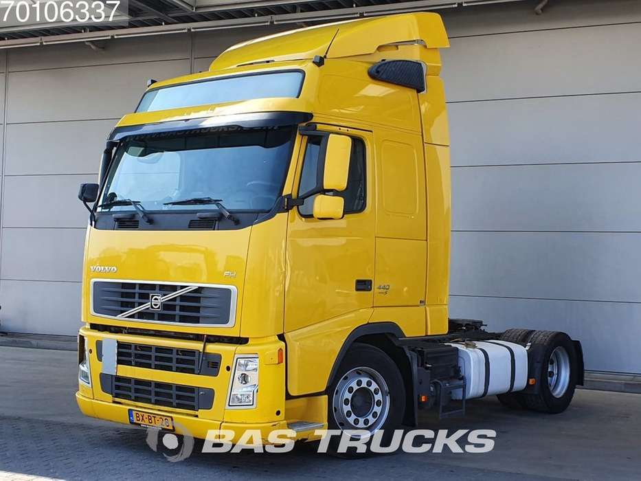 Volvo FH 440 4X2 Manual Mega Euro 5 - 2007