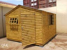 4x2,2 cabin log for for sale 8800