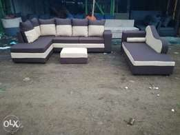 New QUalitY Perection Fashion 8 seaters;L Sofas