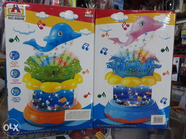 Dolphin new listing special style for toys
