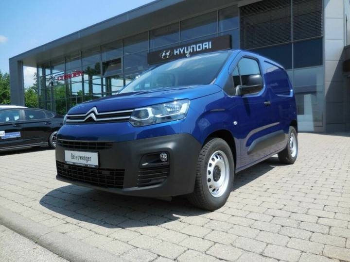 Citroën Berlingo 1.5 BlueHDi 130 M EHZ Worker Klima - 2019