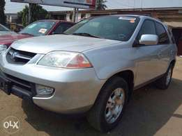 Very Clean Tokunbo Acura MDX 03