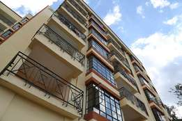 2 Bed 2 Bath apartment in Kilimani
