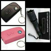Portable tasers