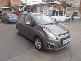 2015 chevrolet spark 1.2 hatchback