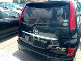 Toyota Isis Platana(New imports) various colours