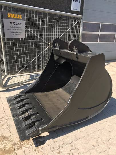 Graveskovl/bucket/tieflöffel 1118 Kg