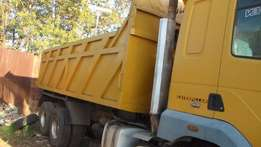 Tipping Trailer Body Complete With Jack And Hydraulic Tank ( Bounty )