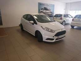 2014 Ford Fiesta ST1.6 Ecoboost GDTi