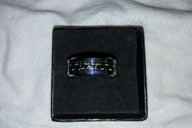 Men's wedding band Wumba - image 1