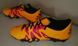 Adidas X 15.4 FxG Soccer/Rugby Boots Size UK12 US12.5