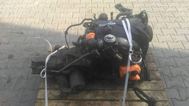 Volkswagen Passat 1.9 AWX ASZ AVF engine for  Silnik Passat 1.9 AWX ASZ - image 3