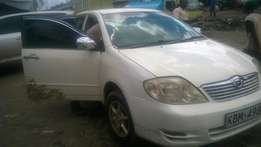 Toyota NZE Luxel KBL 1800CC superclean 2wd at 590k