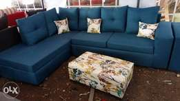 *OFFER!*New Enviably LSofas,best Quality*Free Delivery:*