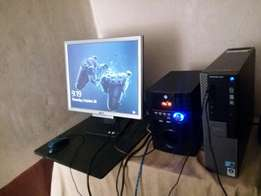 Dell optilex960 gaming desktop