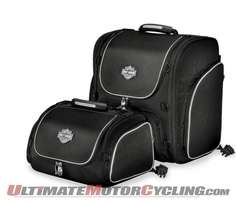 Harley Davidson Travel Bags Wanted!
