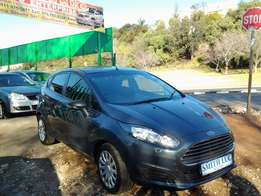 2013 model ford fiesta 1.4 grey used cars for sale in johannesburg