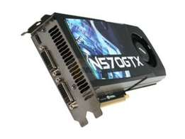 NVIDIA GTX 570 by MSI for sale.