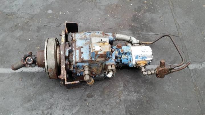 Pump Moog Hydraulic