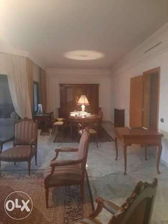 Furnished Apartment for rent in sahel alma prime location sea view