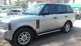Range rover vogue KBQ 2004 diesel 3000cc super clean automatic