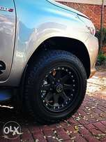 18inch Rims and Tires