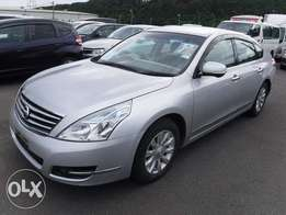NISSAN / TEANA CHASSIS # J32-2001 year 2010