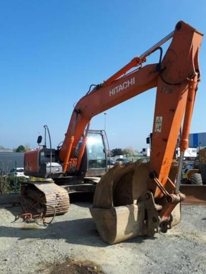 Hitachi Zx180lc-3 **bj2008 *12000h** - 2008 - image 3