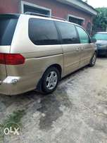 Honda Odyssey 2002model Chilling Ac Leather Seats First Body