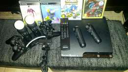 PS3 Gaming Console Bundle