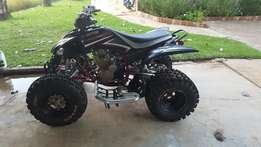 Yamaha YFM 250 Raptor Special Edition For Sale