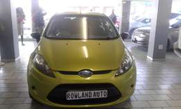 2010 ford fiesta 1.4 for sell R95000