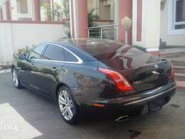 Jaguar XJL Portfolio 2015 Model Keyless Bought Brand New.