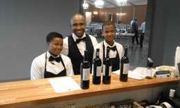 waiters and waitresses for hire