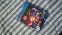 Ps4 lego star wars game to sell or swop