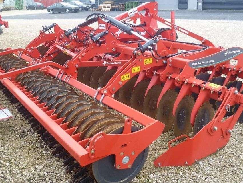Kverneland Qualidisc Farmer - 2018